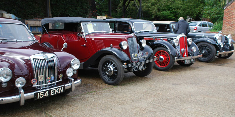 South Hants Vehicle Preservation Society Image