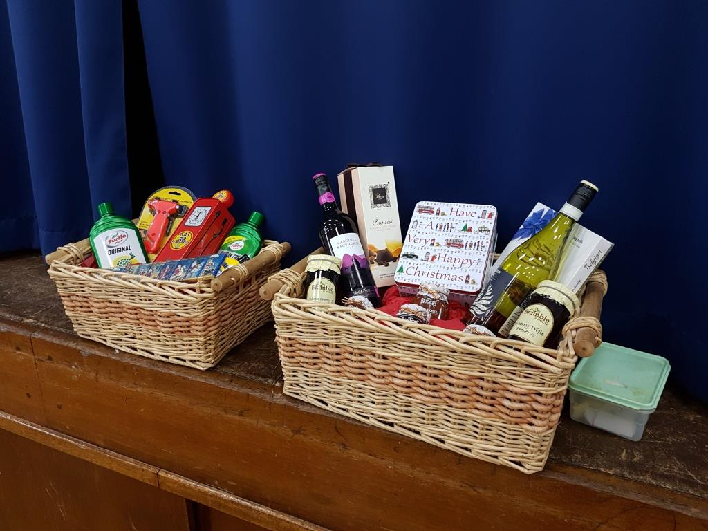 ChristmasLunchDec2017Hampers