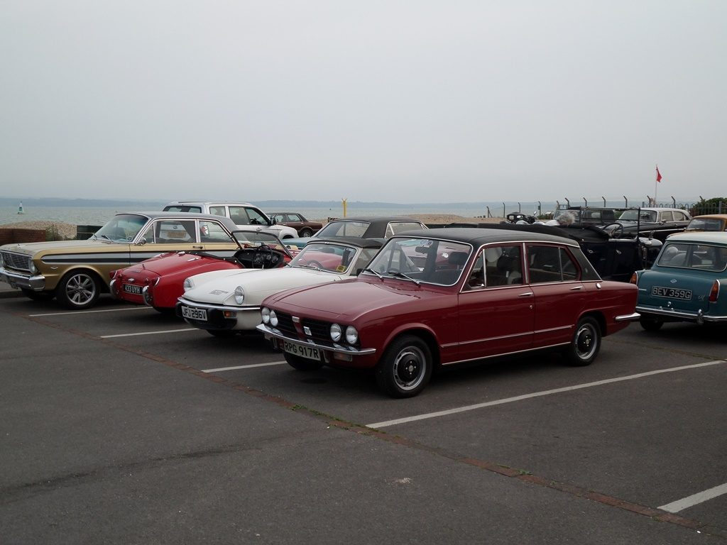 Classic Car Line Up